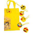 Foldable shopping  bag - Emotion - 02/5020
