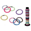 grossiste Bijoux & Montres:Nylon Bracelet - 76/0015