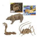 wholesale Puzzle: Puzzle 3D - Wildlife - 76/6046