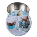 groothandel Keukengerei: Cookie Jar - blauw - 101914