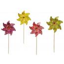 mayorista Decoracion, jardin e iluminacion: Molino de viento -  Escarabajo de la flor - 137214