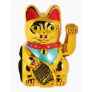 groothandel Figuren & beelden: Winkekatze - plastic - 57/9717