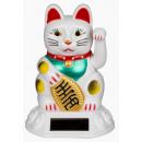 grossiste Figurines & Sclulptures: Winkekatze - blanc Mini - 57/9723