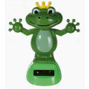 groothandel Figuren & beelden: Solar figuur - frog - 57/9756