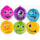 wholesale Dolls &Plush: Plush Ball - Fuzzy - 61/6957