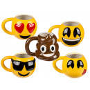 grossiste Tasses & Mugs: Tasse en céramique Emotion 78/8247