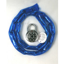 wholesale Manual Tools: Combination lock - with 90 cm chain - WSM