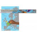 mayorista Otro: Mapa de Europa con cero fuera - 29/2901
