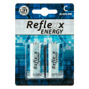 wholesale Batteries & Accumulators: Baby battery 1.5V Reflexx - 96/2010