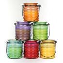 Großhandel Kerzen & Kerzenhalter: Citronella Kerze  im Glas gegen Mücken - 010/047