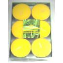 Großhandel Kerzen & Kerzenhalter: Citronella Kerzen  Jumbo gegen Mücken   010/030