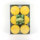 mayorista Jardin y Bricolage: Vela citronela  Jumbo 6cm - 6 Pack - 010/030
