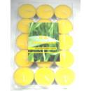 mayorista Decoracion, jardin e iluminacion: Vela citronela 3.7  cm - 15er Pack - 010/054