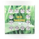 Großhandel Kerzen & Kerzenhalter: Teelichter Set - 50er Pack - 010/092