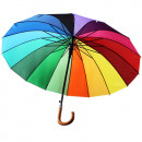 Großhandel Taschen & Reiseartikel:Regenschirm - Regenbogen