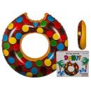 Großhandel Sport & Freizeit: Schwimmring - Donut - 91/4174