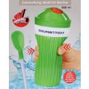 groothandel Keukenapparatuur: Slush Ice cup - GOURMETMAXX - groen