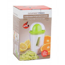 wholesale Kitchen Electrical Appliances: Juice press and spiral cutter - 2in1