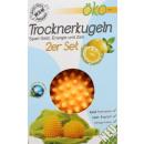 Öko Trocknerkugeln  2er Set - Duft - Lemon