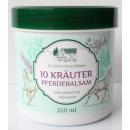 Großhandel Drogerie & Kosmetik: 10 Kräuter  Pferdebalsam 250ml - PH