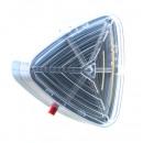 Solar-Mückenfalle - dreieckig - EASYMAXX