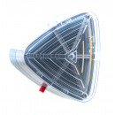 Großhandel Fashion & Accessoires: Solar-Mückenfalle  - dreieckig - EASYMAXX