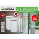 wholesale Security & Surveillance Systems: Door & Window Alarm Set - EASYMAXX