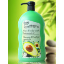 Shampoo gel 1L - Avocado