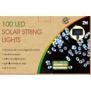 Großhandel Lichterketten: Solar Lichterkette 100 Stck