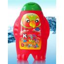 wholesale Shower & Bath: Children Shampoo  Shower Gel Raspberry 300ml