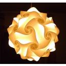 grossiste Lampes: Lampe Puzzle -  Taille S - Lampada Romantica