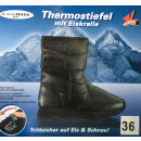 Thermo boots with  ice claws - Walkmaxx - SP