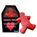 Großhandel Kerzen & Kerzenhalter: Voodoo Kerze in Sargschachtel