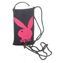 wholesale Stockings & Socks: Playboy Phone Sock pink Bunny Head