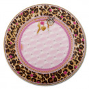 grossiste Plats:Little Diva gâteau Plate