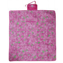 Mimi's little  Garden Picnic Blanket