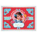 grossiste Cartes de vœux: Cotton Candy Carte  postale  transversalement, ...