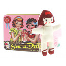wholesale Dolls &Plush: Cotton Candy Sew a Dolly Mini Kit