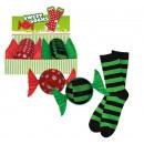 wholesale Stockings & Socks: Sweet socks in 12er Display