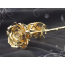 St. Leonhard Real rose finished with real gold