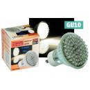 grossiste Ampoules: McShine GU10 blanc froid avec 60LEDs