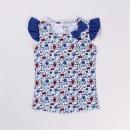 grossiste Vetement et accessoires: Vêtements pour enfants et bébés - 95% coton T-stra