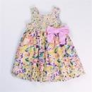 Großhandel Kinder- und Babybekleidung: Kleidung für  Kinder und Babys - ärmelloses Kleid P