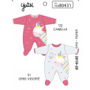 Clothes for children and babies - girl tundle romp