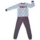 Vêtements enfant et bébé - pyjama enfant interlock