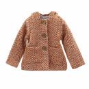 hurtownia Fashion & Moda: Odzież dla dzieci  i niemowląt - tkaniny płaszcz 35