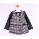 Ropa de niños y bebés - abrigo de paño polipiel 50