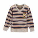 Ropa de niños y bebés - jersey puntogrueso de raya