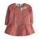 hurtownia Fashion & Moda: Odzież dla dzieci  i niemowląt - Sukienka flanela z