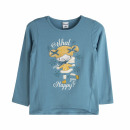 Children and baby clothes - t-shirt with patchwork